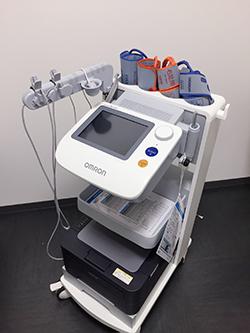 血圧脈波測定